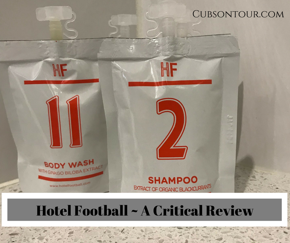 Hotel Football ~ A Critical Review
