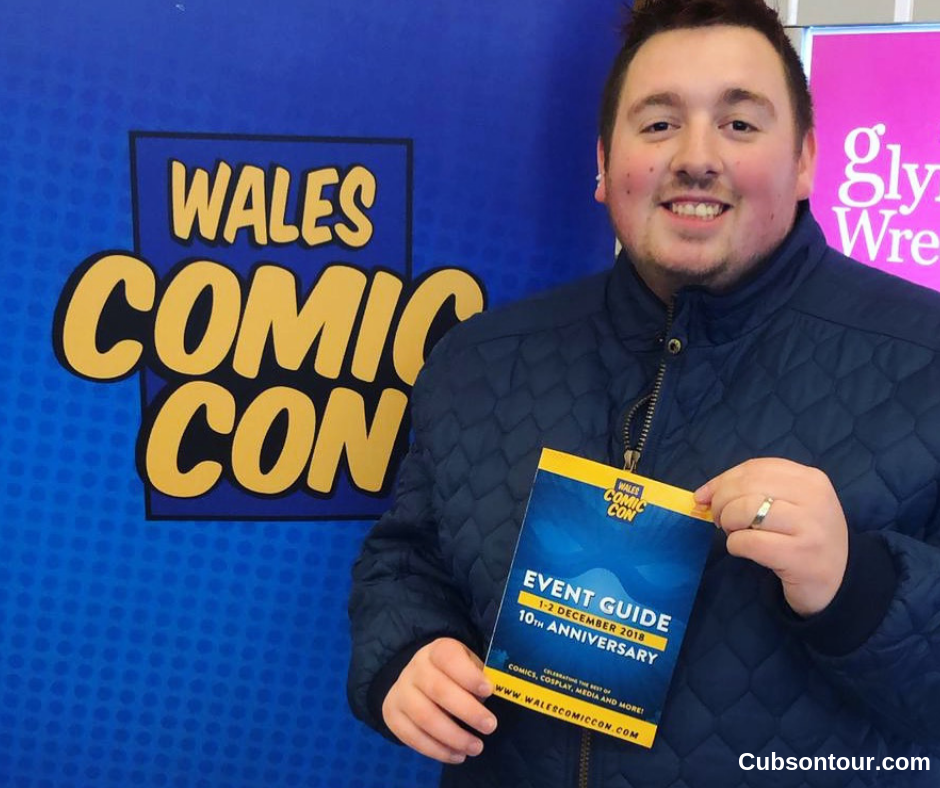 Everything You Need To Know About Wales Comic Con!