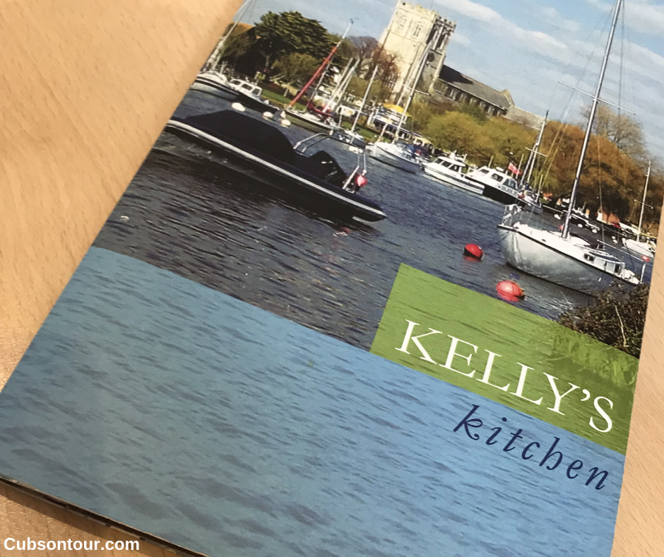 Kellys Kitchen Christchurh Cafe Review,