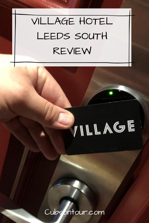 Village Hotel Leeds South Review