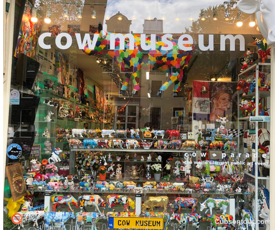 Amsterdam Cow Museum, Amsterdam museums, amsterdam museum guide, small museums amsterdam