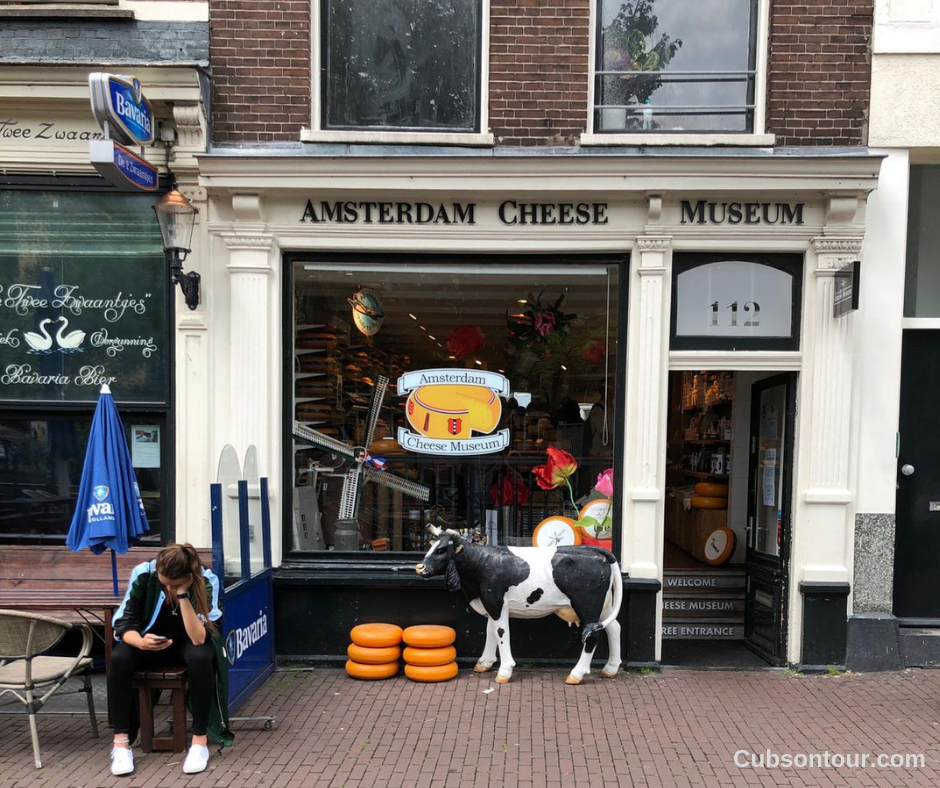 Amsterdam cheese Museum, Amsterdam museums, amsterdam museum guide, small museums amsterdam