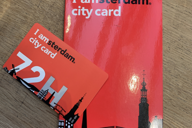 How To Save Money With The iamsterdam card, 72 hour iamsterdam city card pass