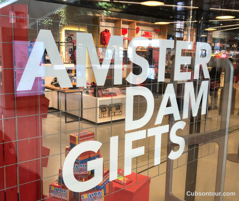 How To Save Money With The iamsterdam card, iamsterdam gift shop, iamsterdam card pick up location