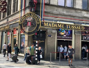 Madame Tussauds Amsterdam Review Madame Tussauds