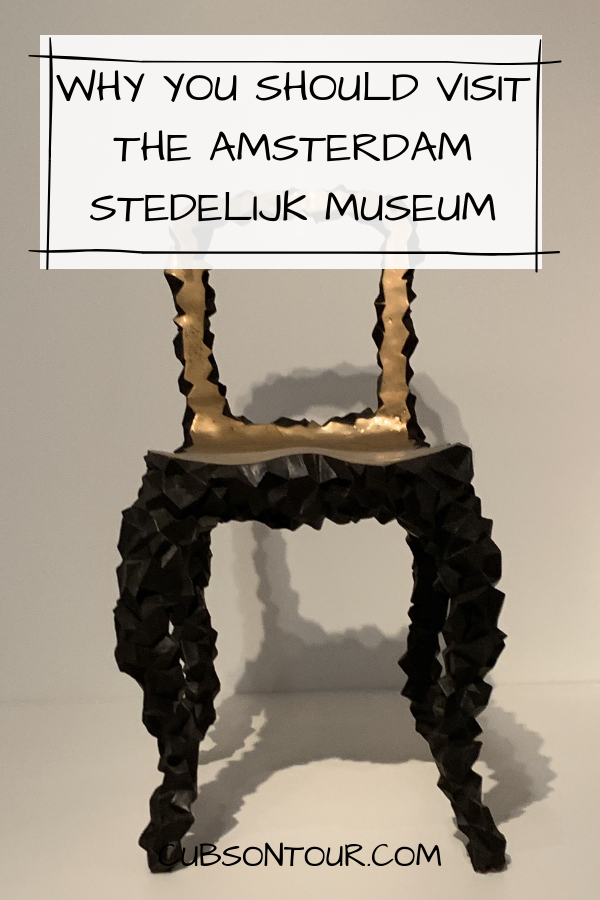 Why You Should Visit The Amsterdam Stedelijk Museum