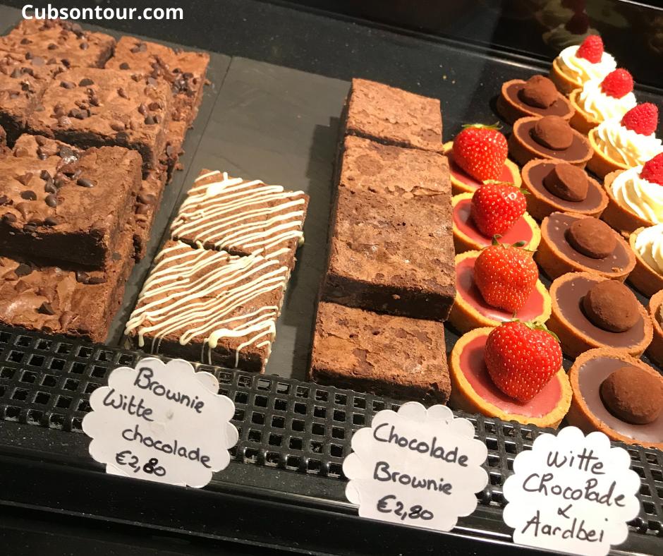 Foodhallen Amsterdam Desserts